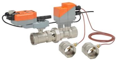 ENERGY VALVE (28,5 GPM) DE 1 E 1/4 DE POLEGADA - PROPORCIONAL - EV125S-285 + NRX24-EV