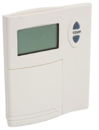TERMOSTATO ONOFF  LCD HEAT|COOL, 3 VELOCIDADES 4 PIPE, 220 VOLTS, 60 HZ  RSA-TERM-ON-OFF-220V-LCD