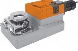 ATUADOR - MULTI-FUNCTION TECHOLOGY 5NM - 2-10VDC / 4-20MA / 24VAC - LMB24-MFT
