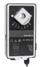 ATUADOR 0-10VCC, 40NM - 24VAC - 6O HZ - EMO-350M-24 - EMO350M24 - EMO 350M 24
